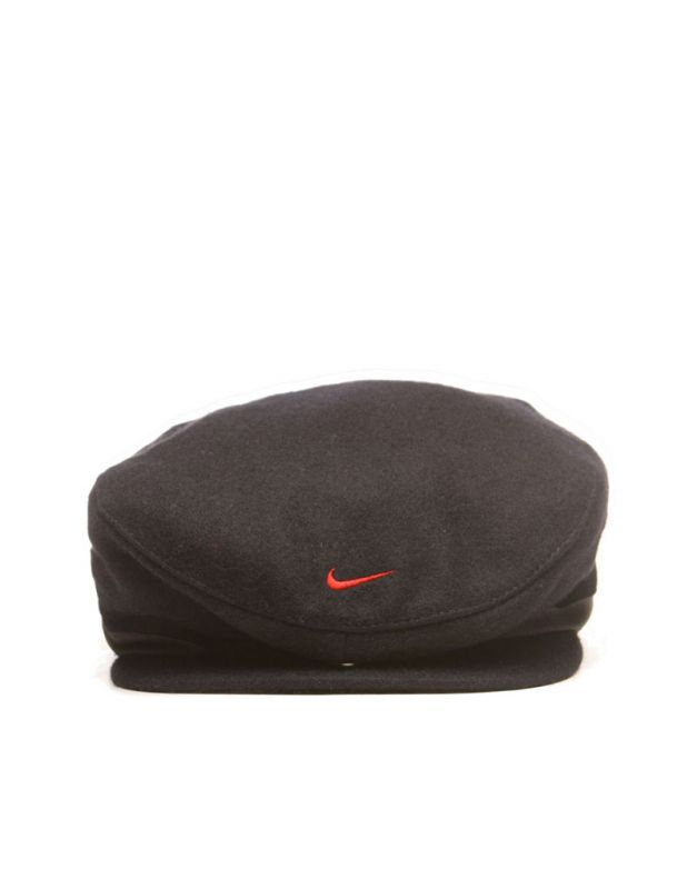 藏蓝贝雷帽