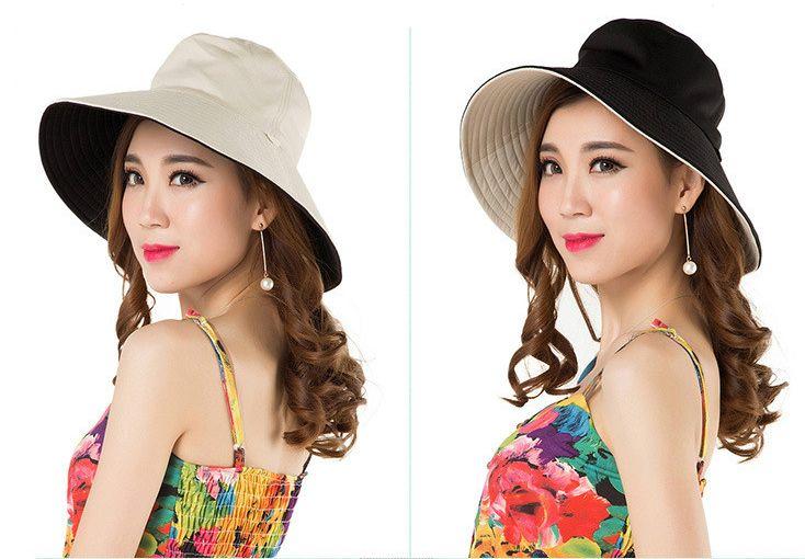 时尚风太阳帽